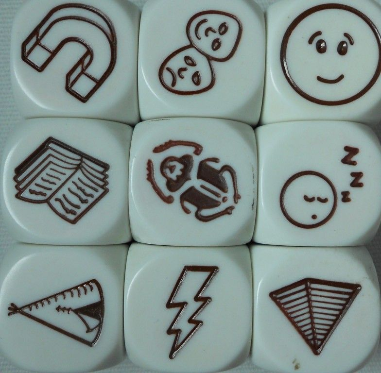 story cubes - 3
